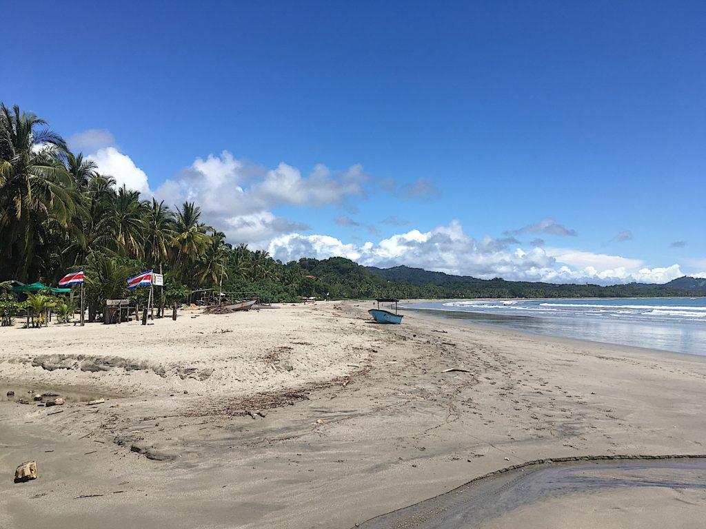 Naturblassene Strände in Costa Rica