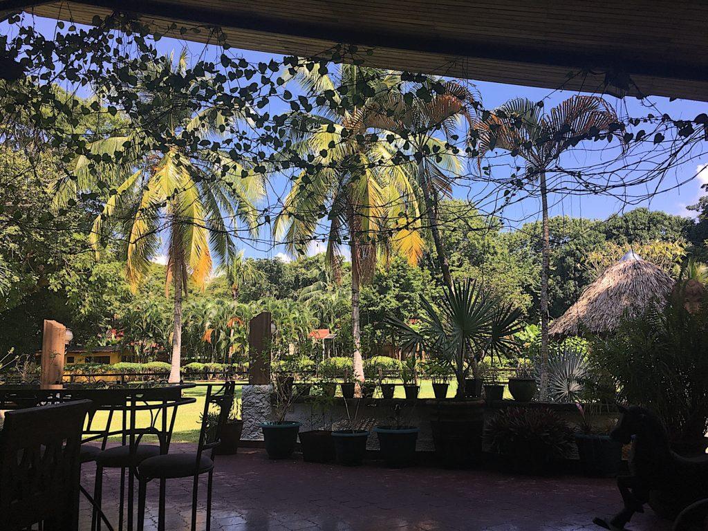 Sonnenschein in Guanacaste