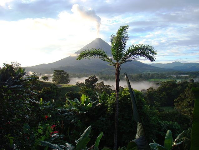 Relaxen in Costa Rica